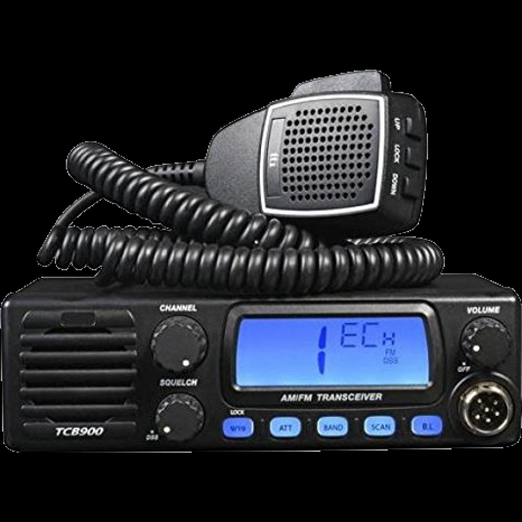 27 MC TTI TCB 900 12/24v