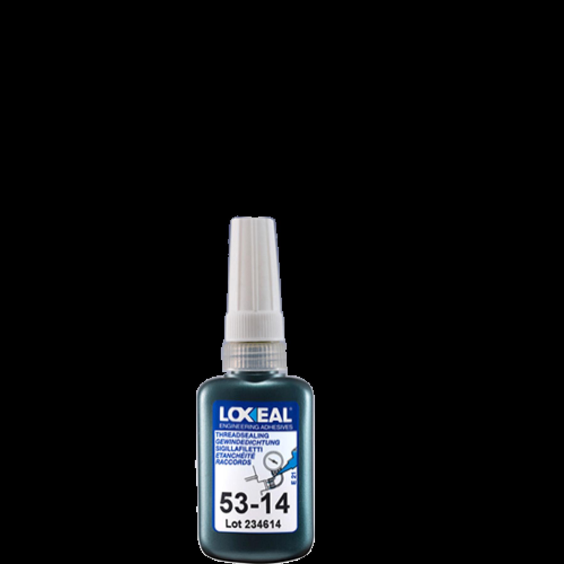 Loxeal 53.14 10ml Schroefdraadafdichting (pneum+hydrau.) 542