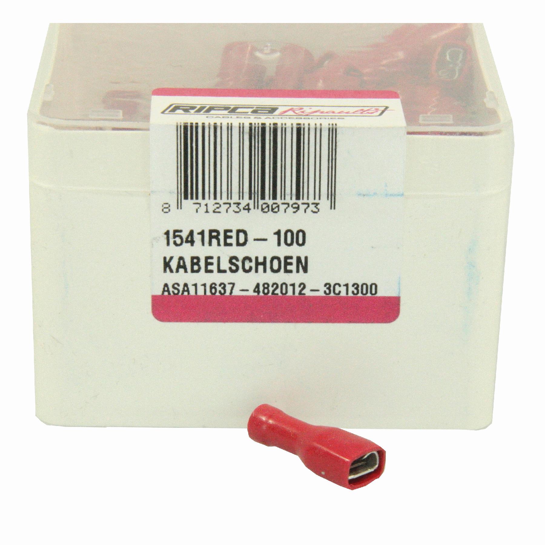 ds. Kabelschoenen 1541 (100)