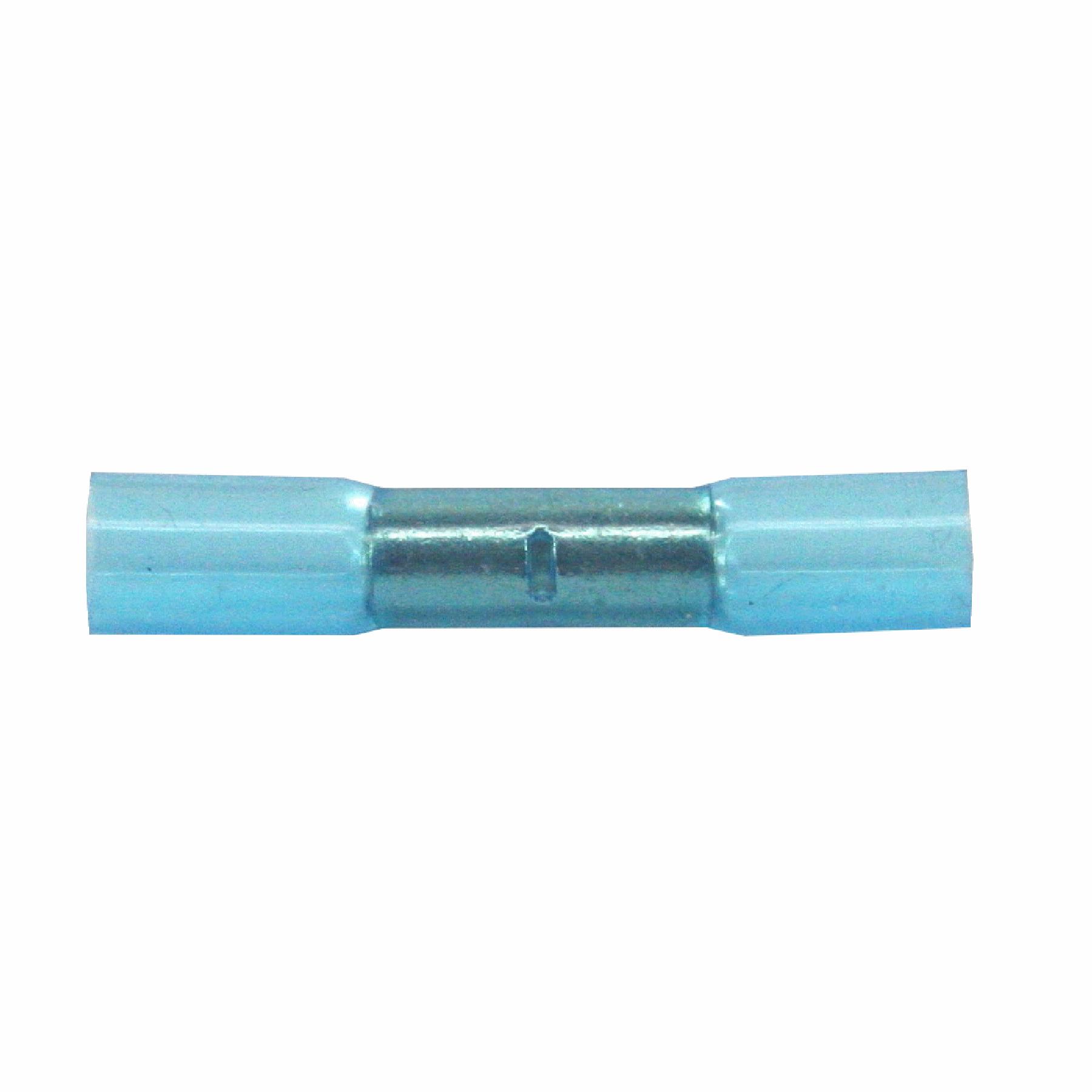 st. Doorverbinder krimp (Duraseal) blauw