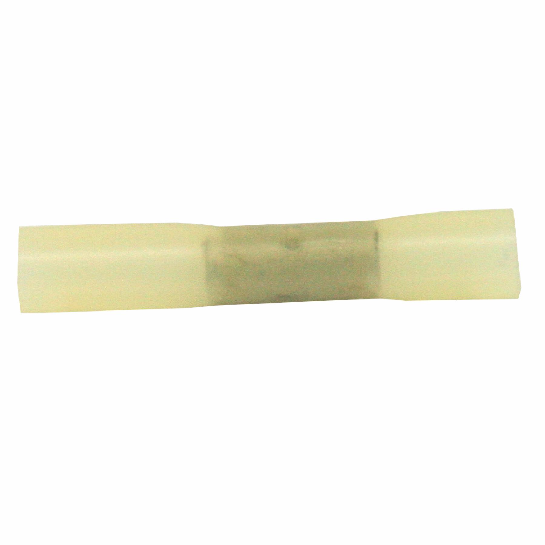 st. Doorverbinder krimp (Duraseal) geel
