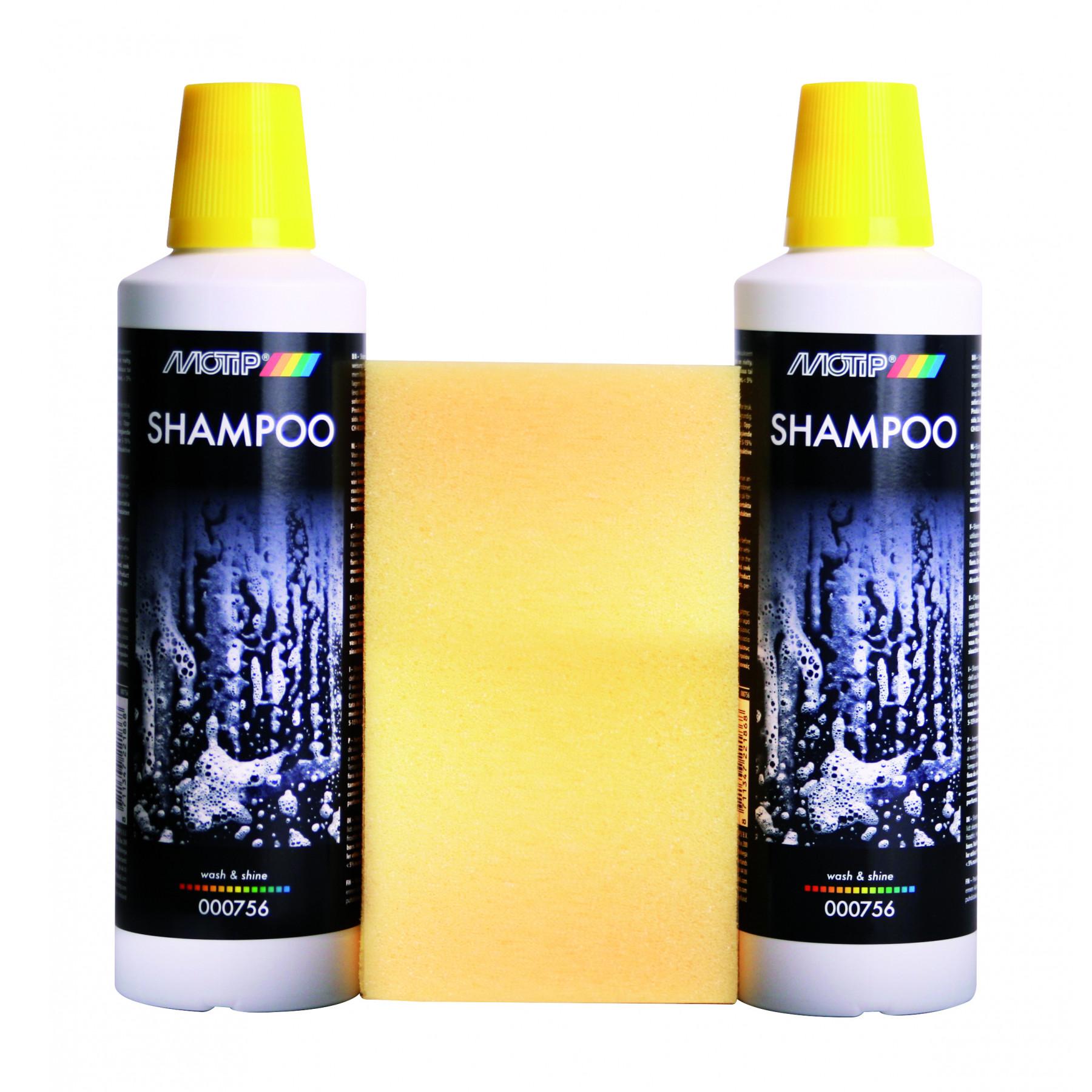 000756 Shampoo set 2 x 500 ml