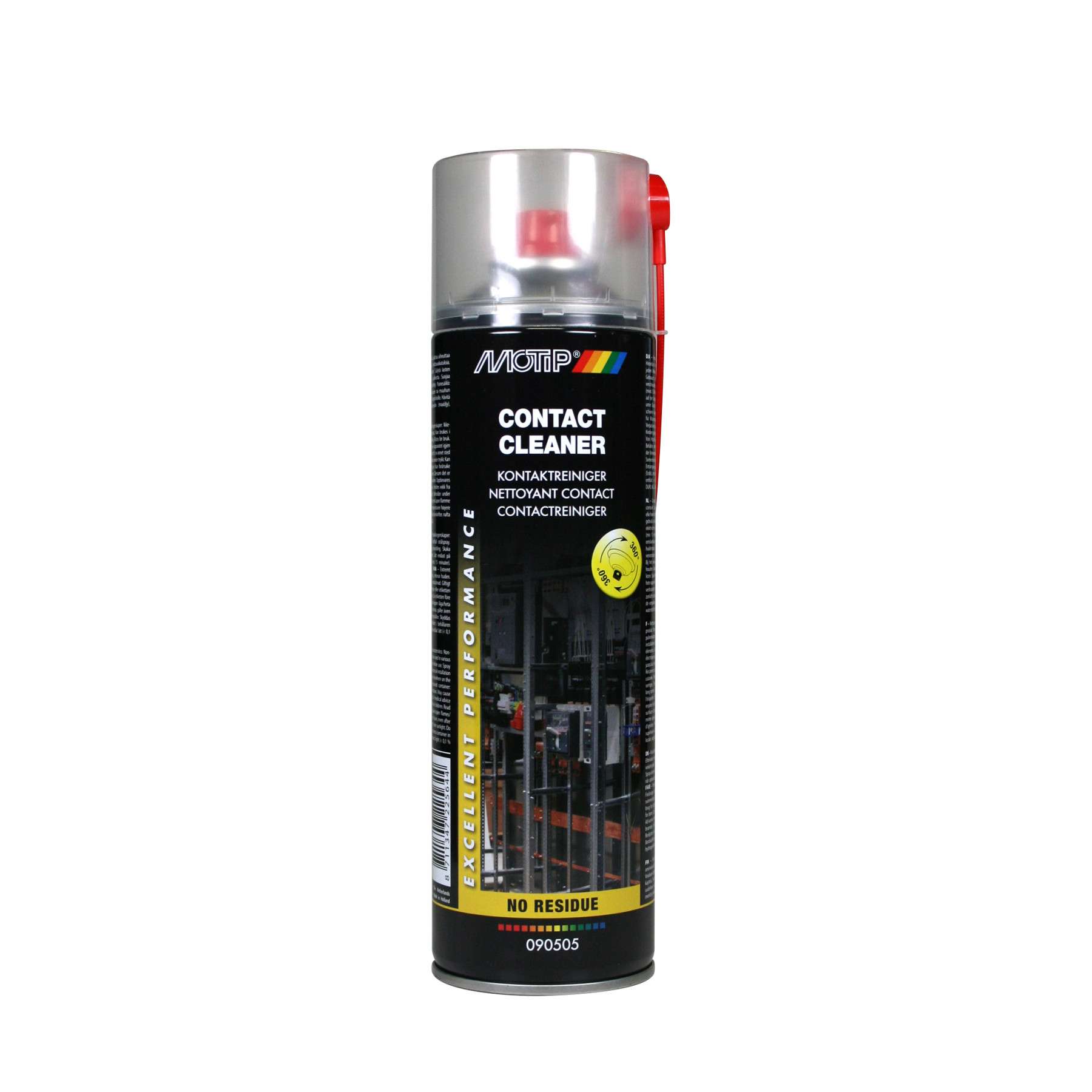 090505 Contactcleaner 500 ml.