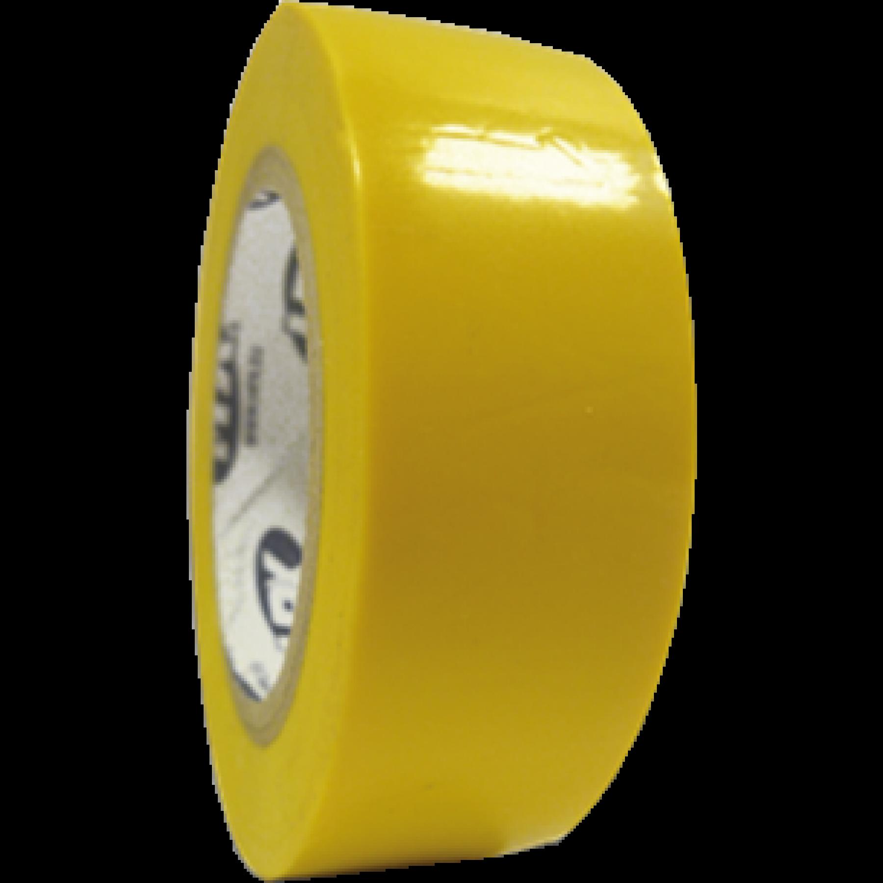 Isolatie tape geel