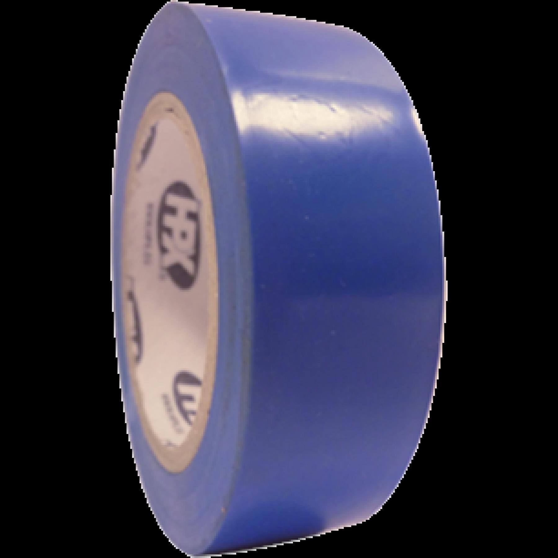 Isolatie tape blauw