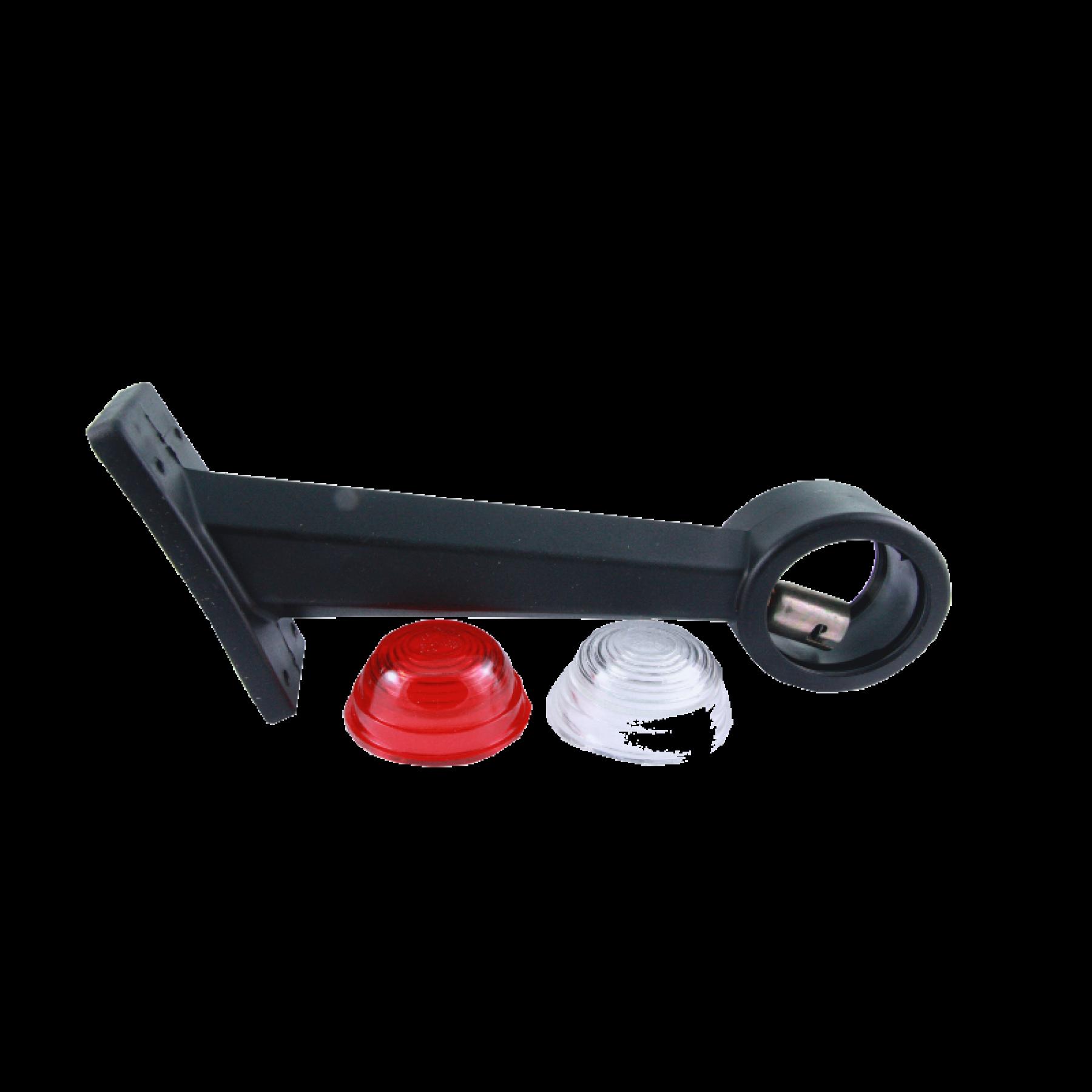 Reserveglas rood voor 22250160 en 22250161