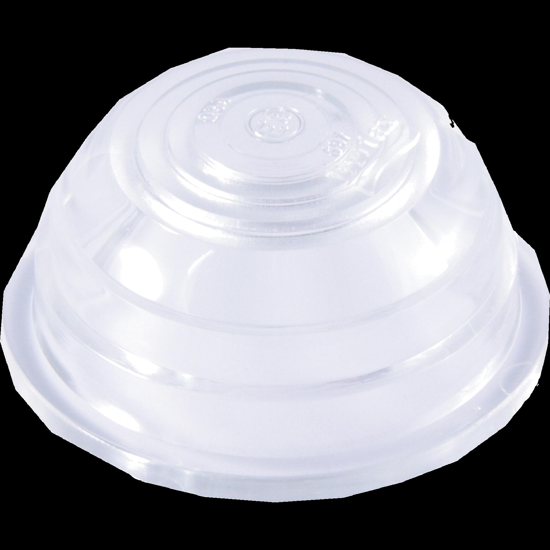 Reserveglas wit voor Britax rubberlamp