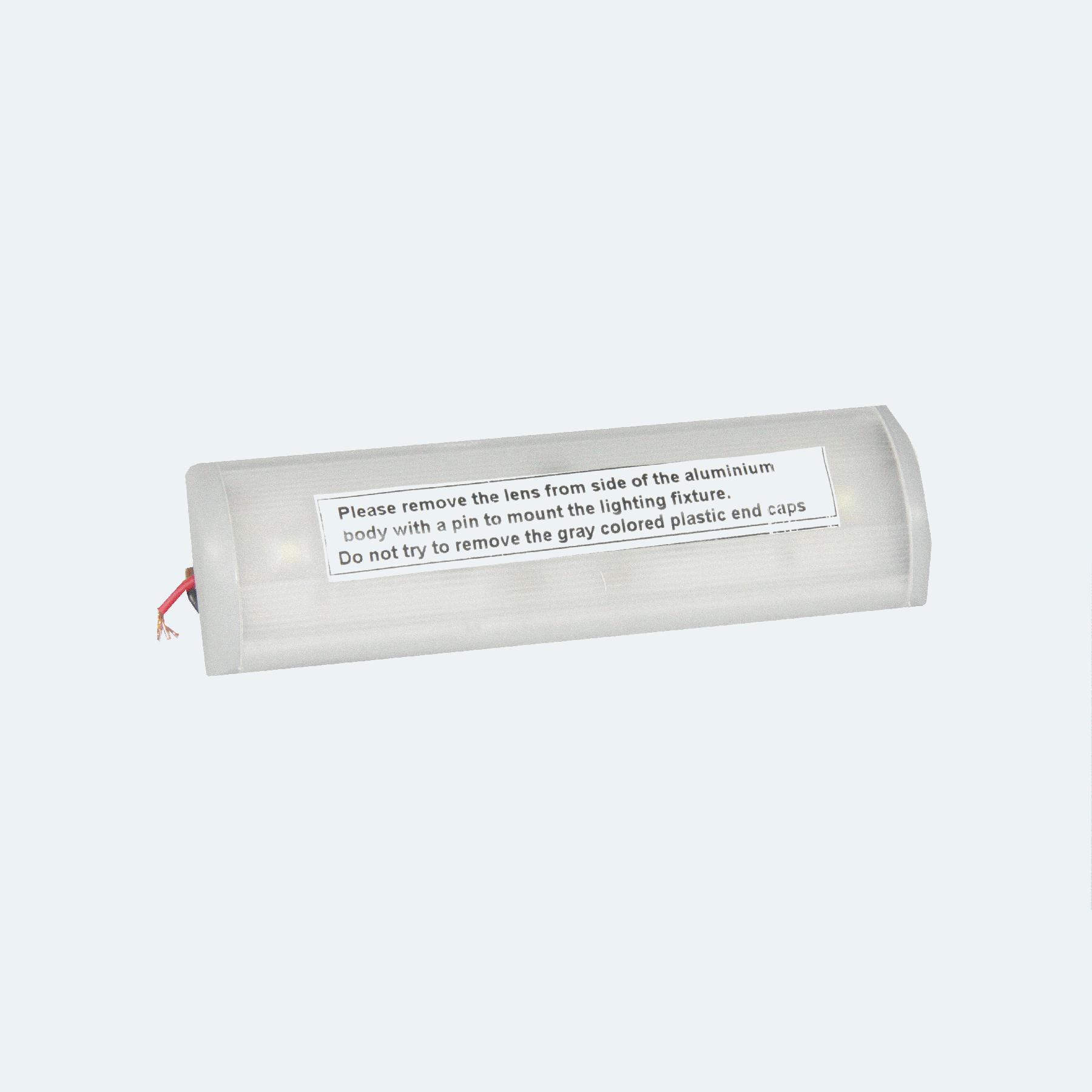Interieurlamp LED wit 130x37mm 24v