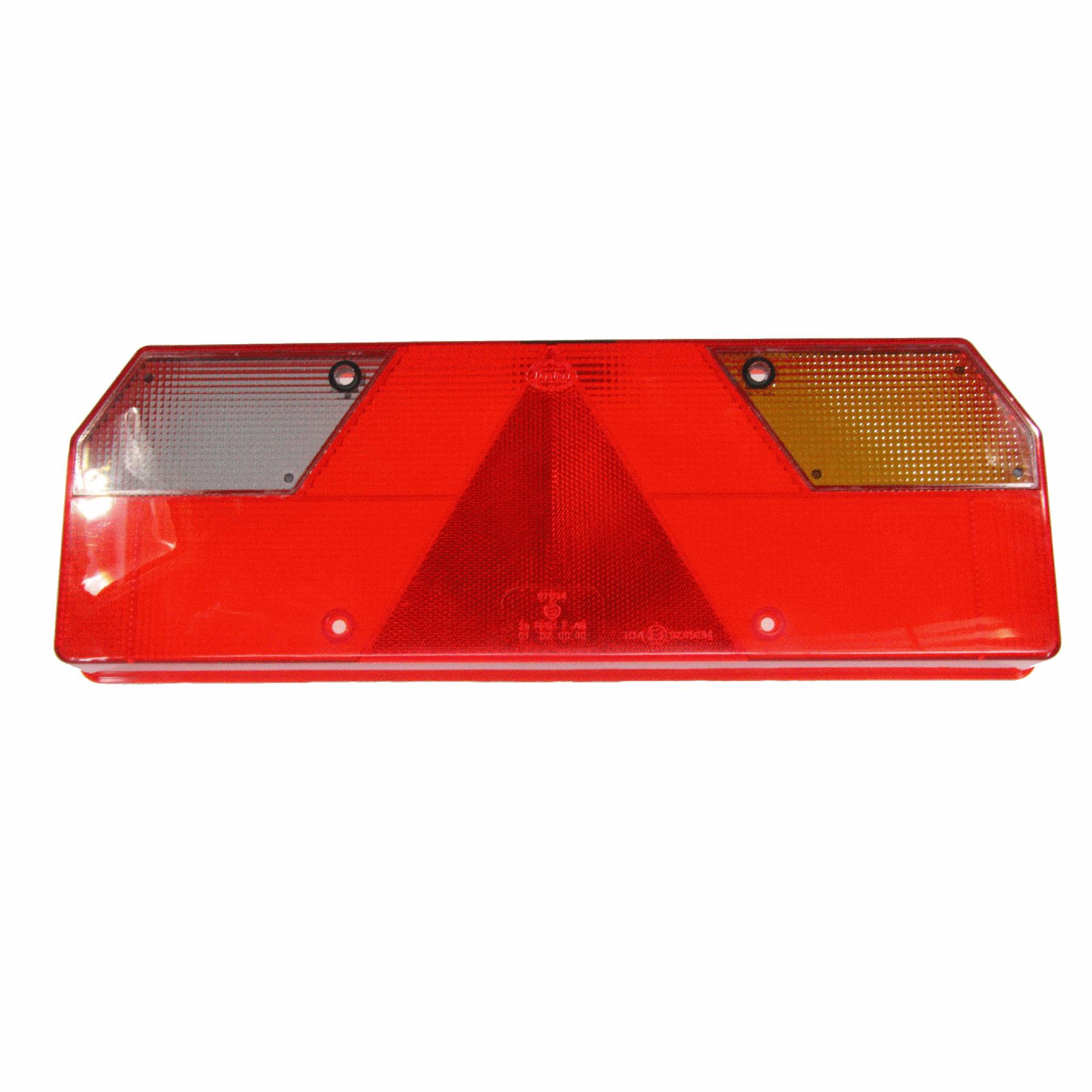 Achterlichtglas links L--2091SR (voor 22310163)