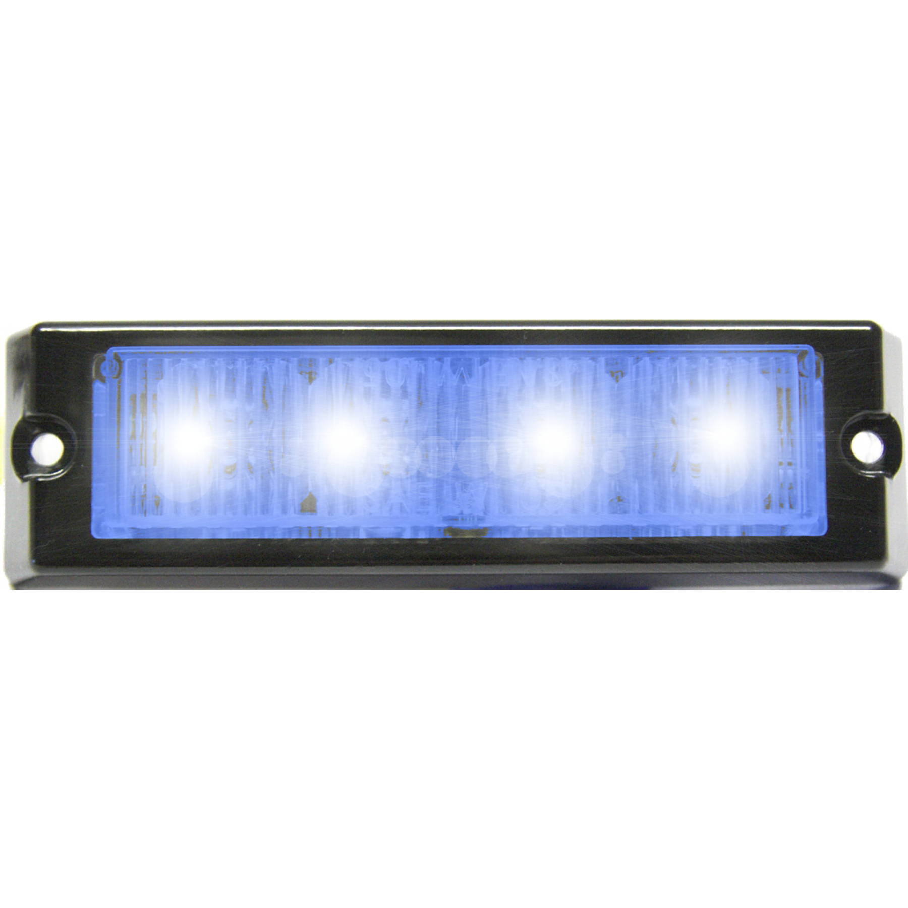 Kippenlamp LED blauw 12v