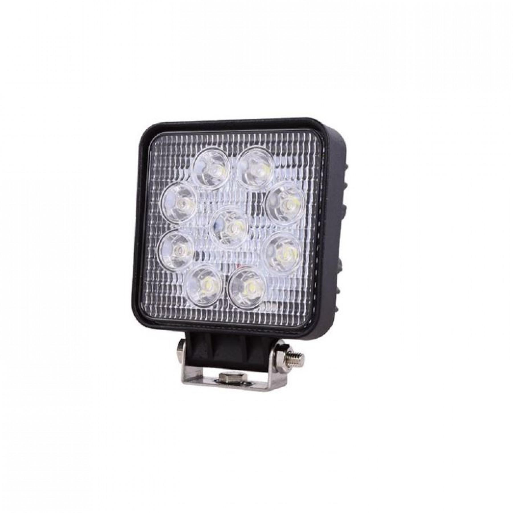 LED werklamp 27W 9 leds