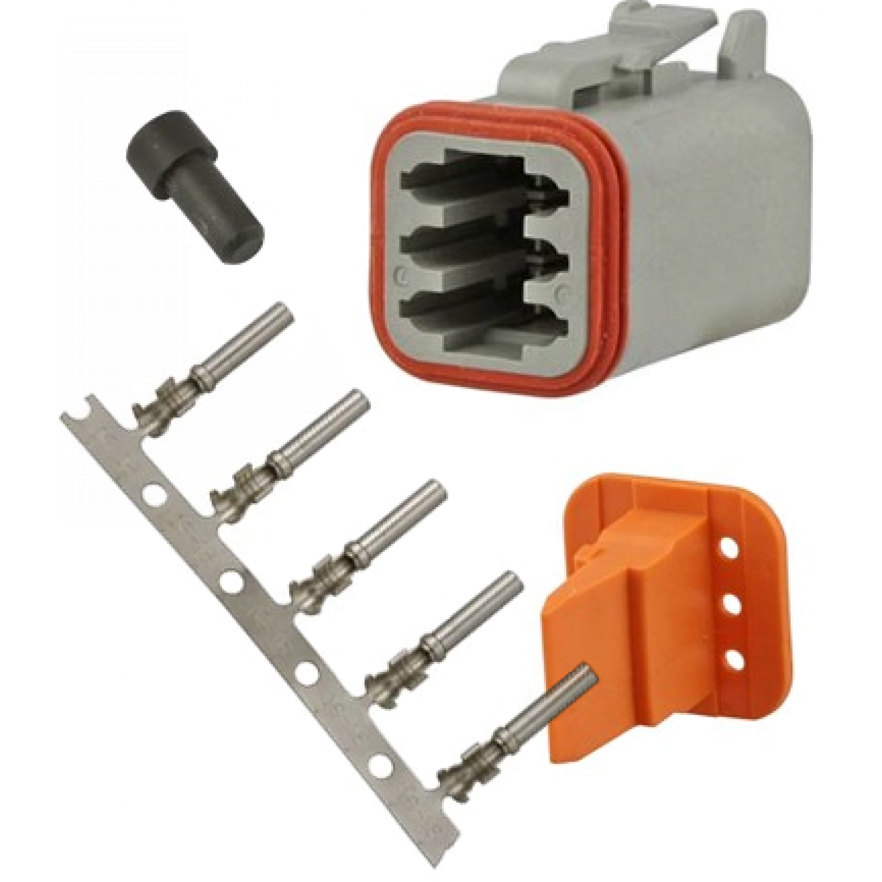 Connector 6 pins