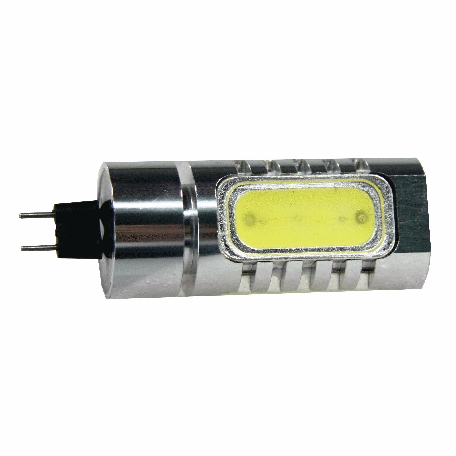LED G4 High power 12V. 6 watt pin Wit