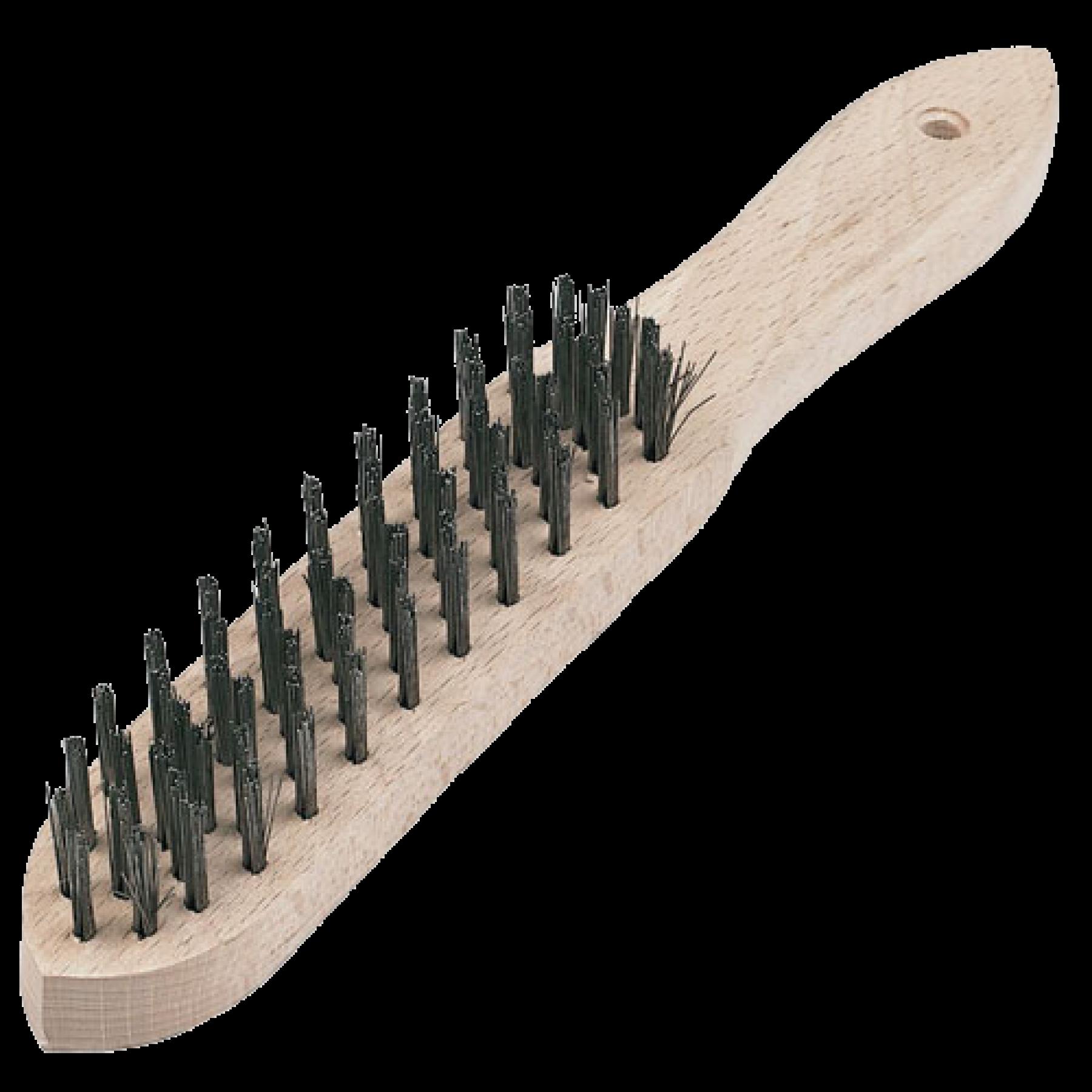 Staalborstel 5 rij