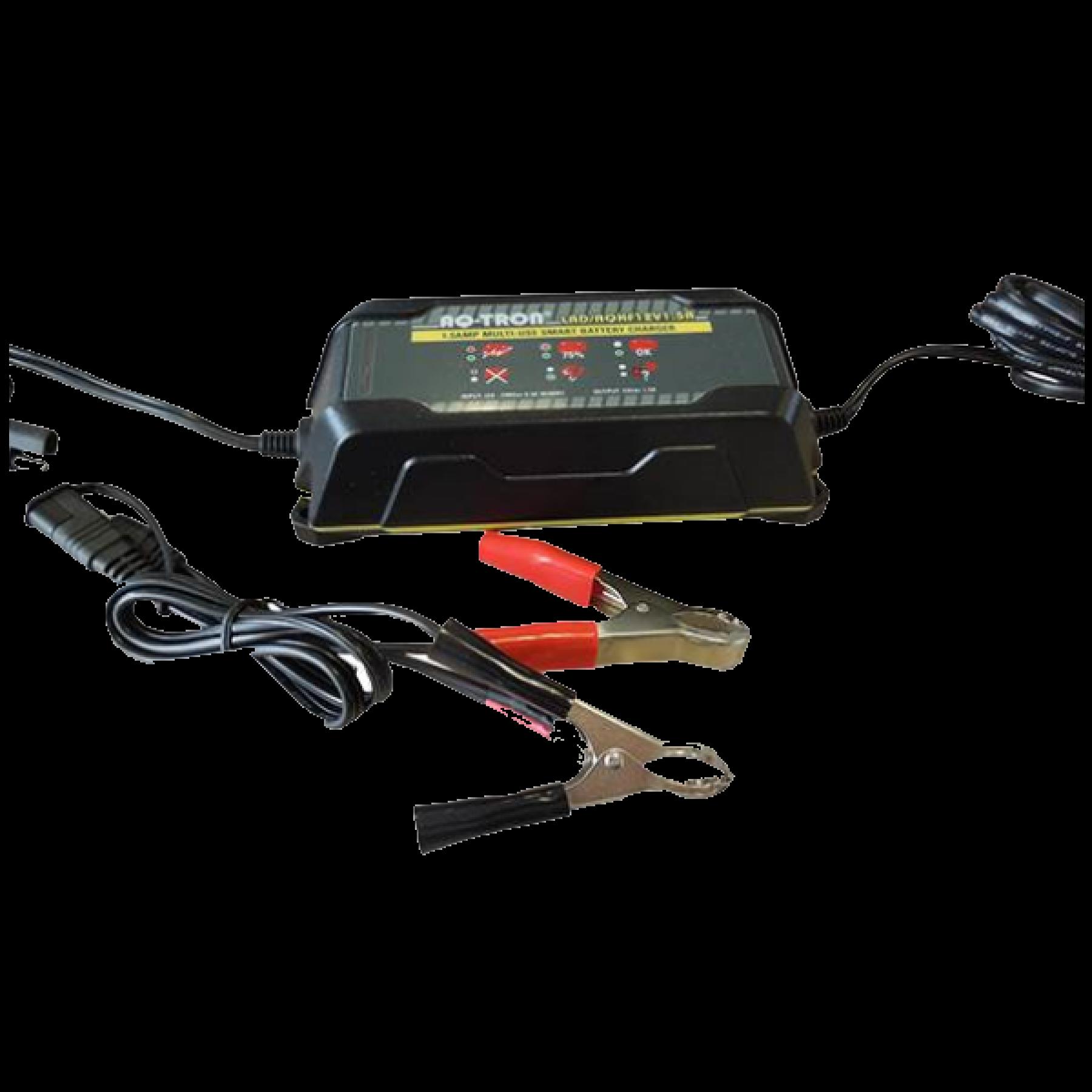 Acculader HF 12v/1.5amp (druppel)