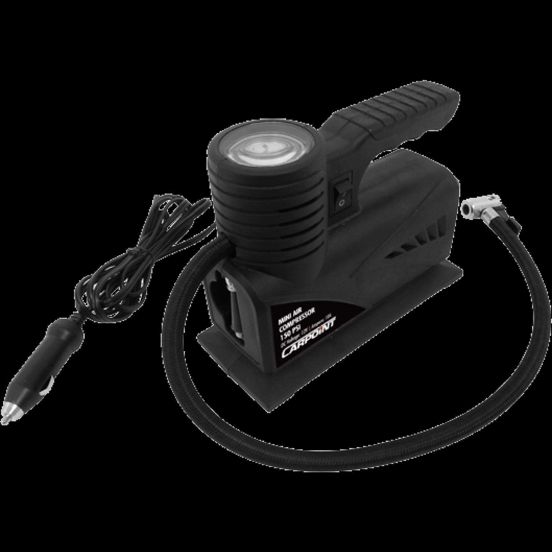 Compressor 12v analoog