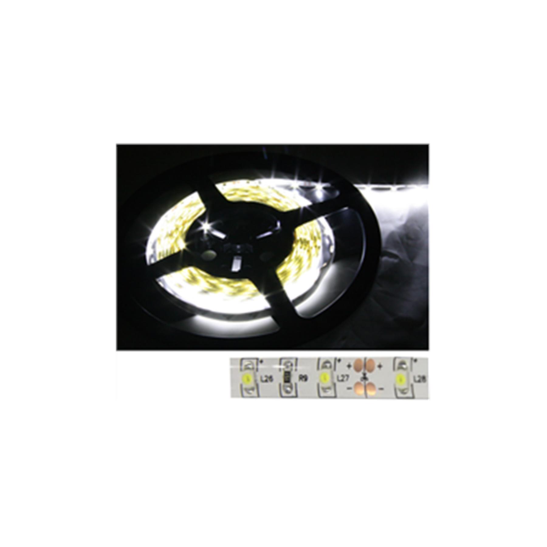 LED strip 4,8W 60LEDs/m Warm Wit 5m 24V