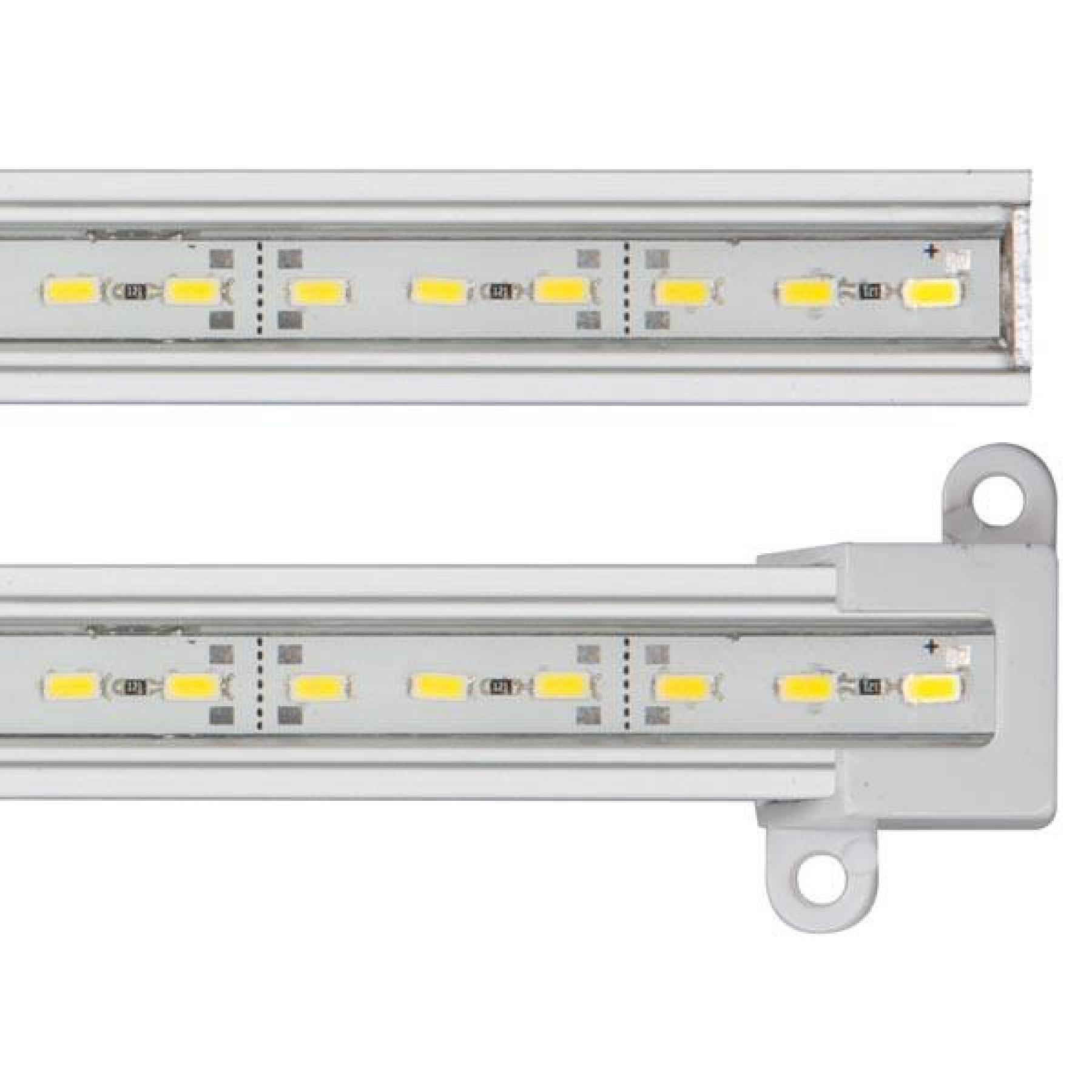 LED strip 89 cm warm-wit