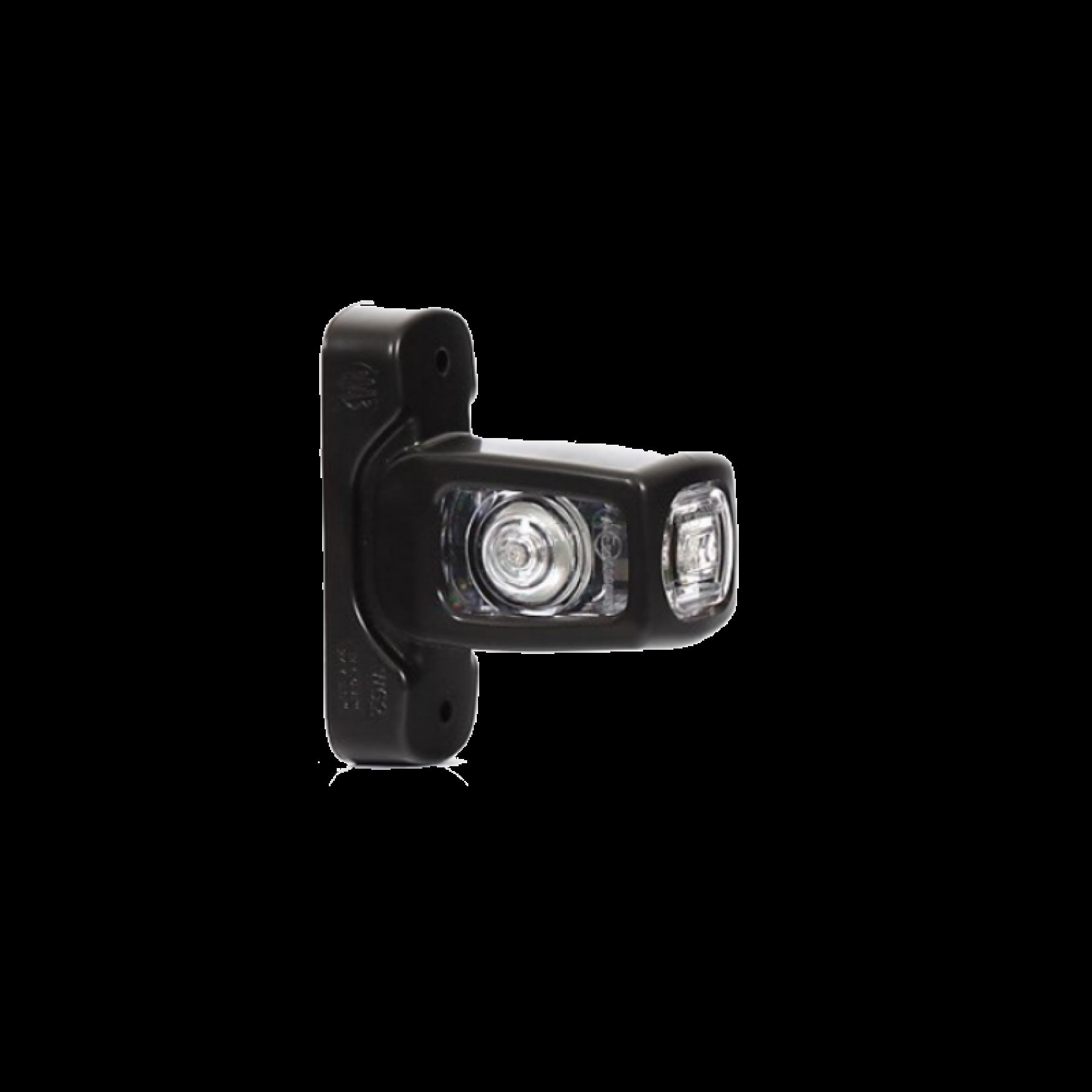Markerings-breedtelamp LED kort universeel