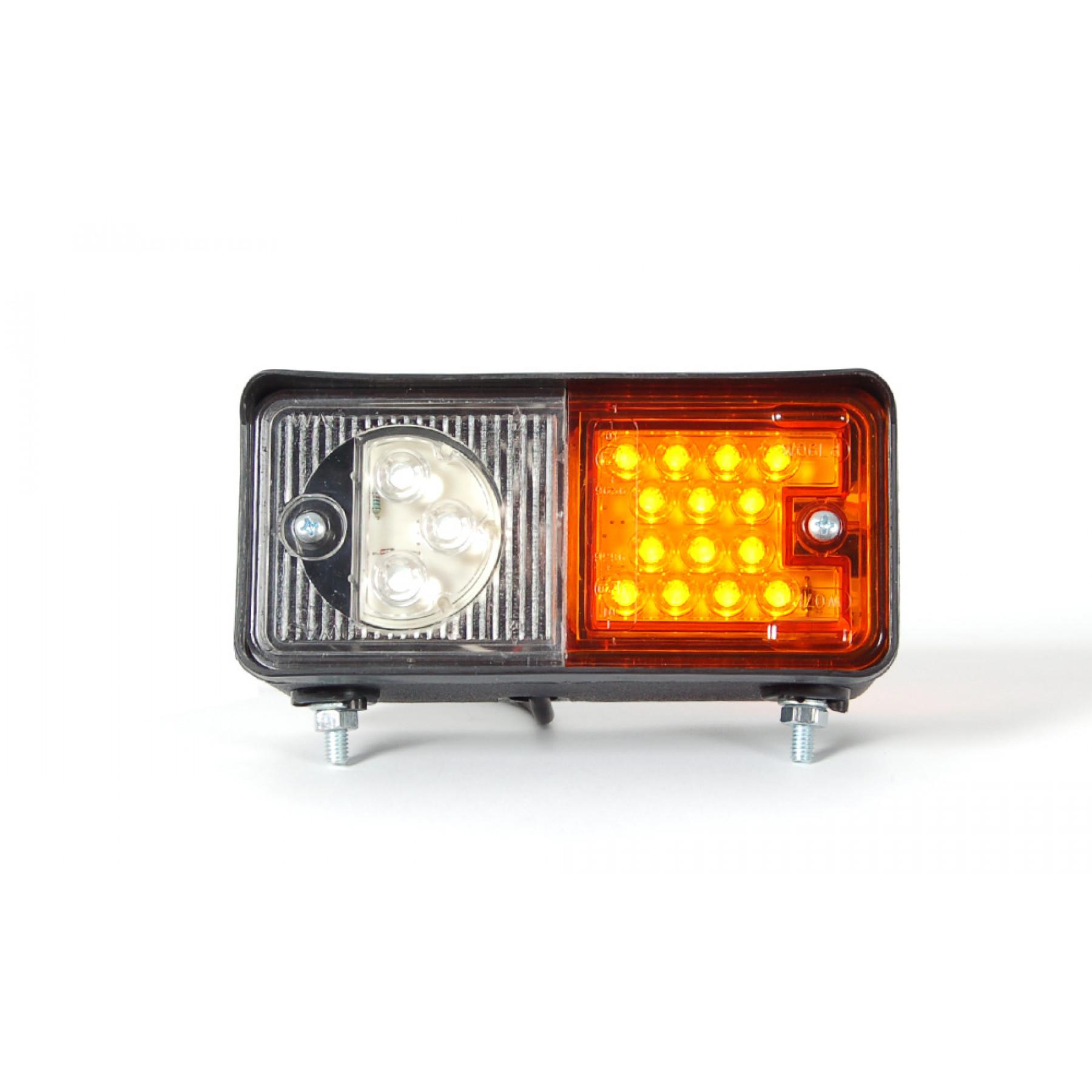 Markeringslamp m. richtingaanwijzer rechts