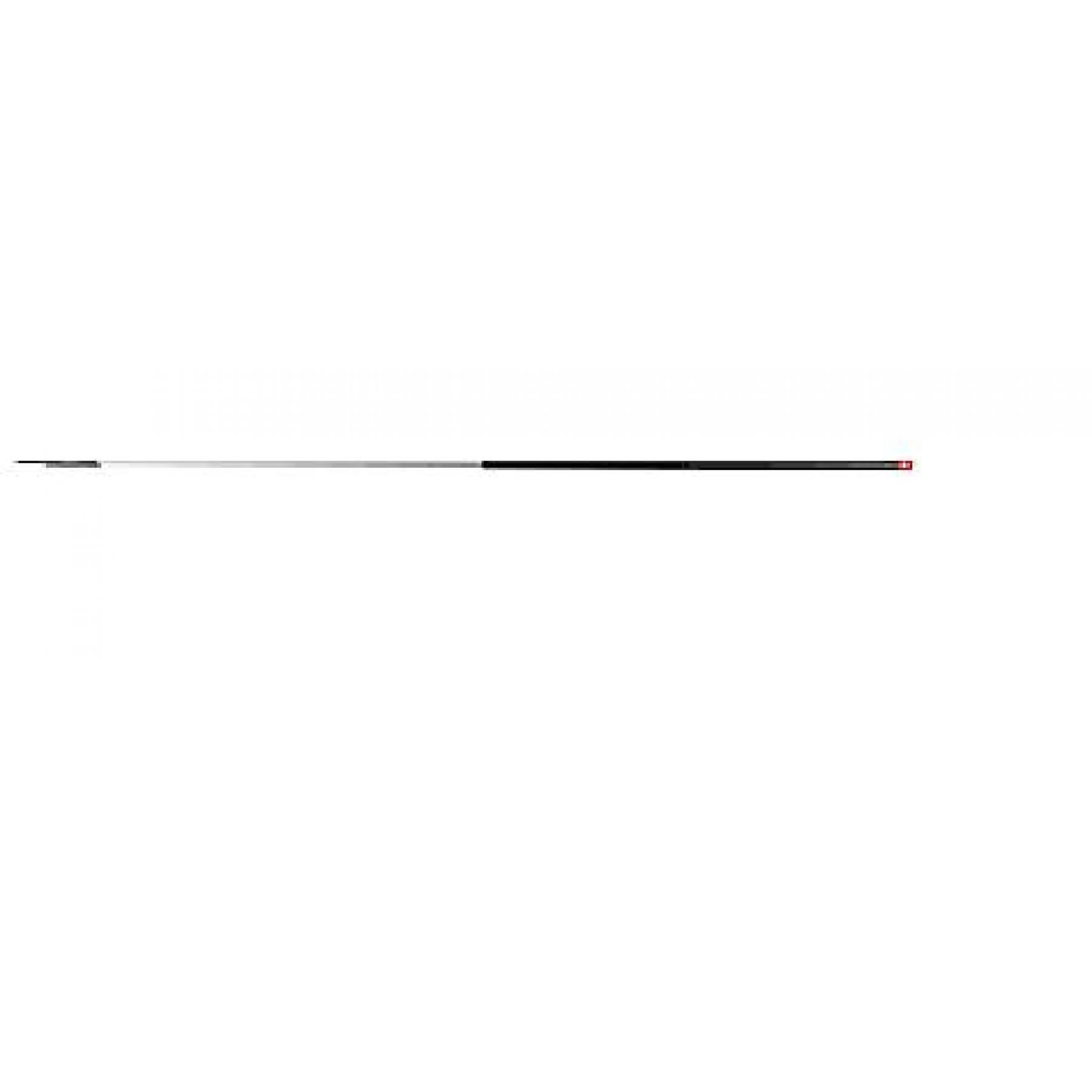 Ergonomische steel 1700mm alu