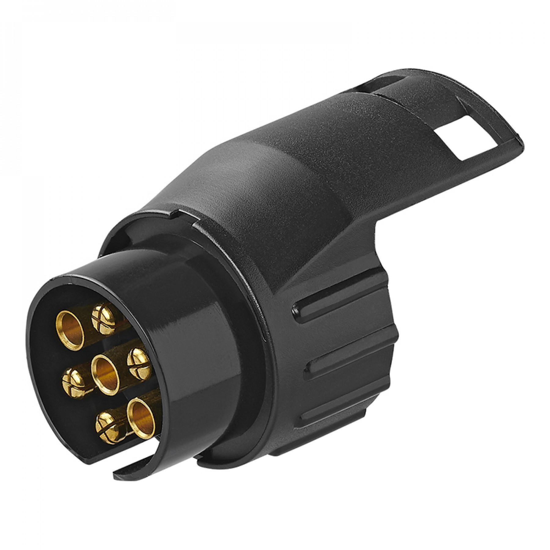 Verloopstekker/adapter 7 polig > 13 polig blister
