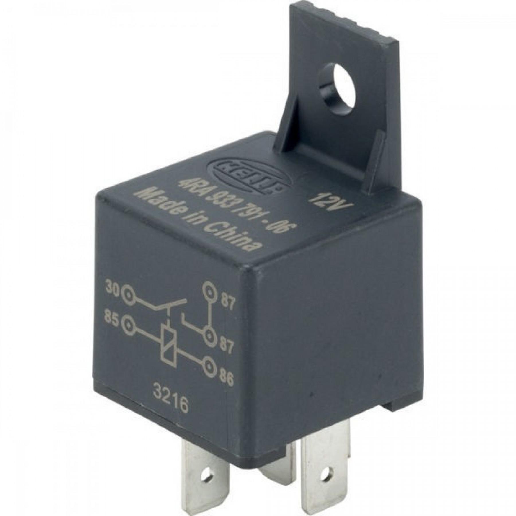 Relais sluiter mini Hella 4RA 933 791-061