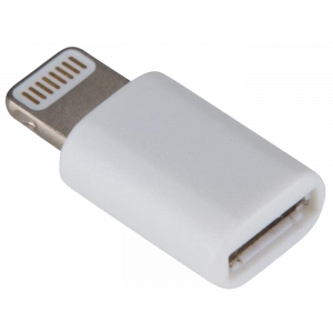 Verloop Micro USB naar Iphone 6