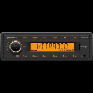 VDO Radio 24v TR7422U oranje 10cm