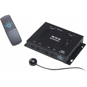 Multiscreen controller, 12~32V DC, 4+1 Channel