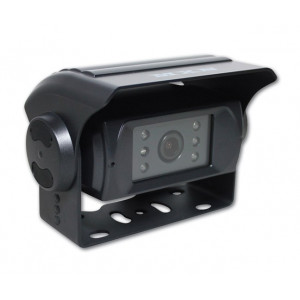 Color, autoheated, infra red camera, 120 degree lens