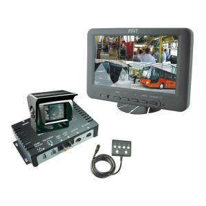 "PSVT 7"" TFT LCD Splitscr. Rear View System"