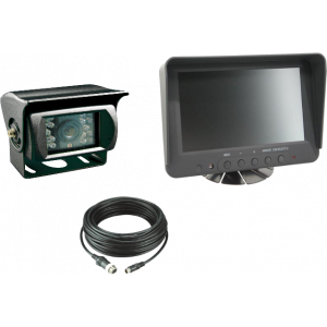 "PSVT 7"" TFT LCD Rear View System"