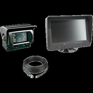 "PSVT 7"" TFT LCD Rear View System"
