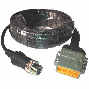 Kabel 1 delig 12pins Trimble/Case-IHC/New Holland>PSVT