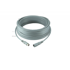 PSVT Kabel 20m 6 pins grijs (geen wartel)