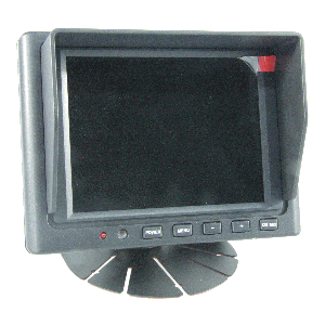 Monitor van Budget set