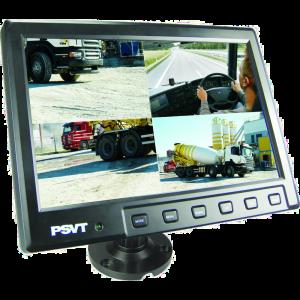 PSVT Monitor 10,2 inch (26cm)(ingebouwde controlbox)