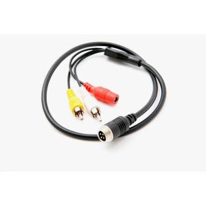 Adapter 4-pin - tulp