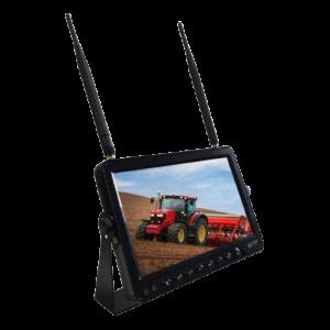 Monitor draadloos 9 inch (Quad)