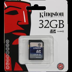 SD kaart 32 GB