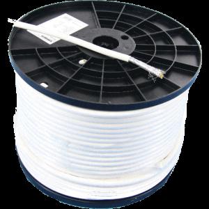 rol a 200 mtr. Coax kabel voor bewakingsysteem