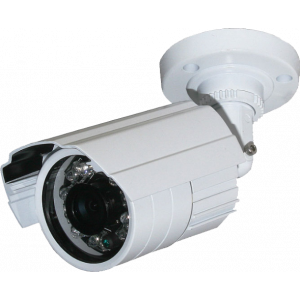 Camera 540TVL weatherproof 3.6mm lens