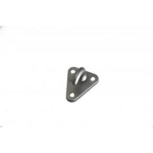 Aanhanger driehoekhaak grijs kunststof