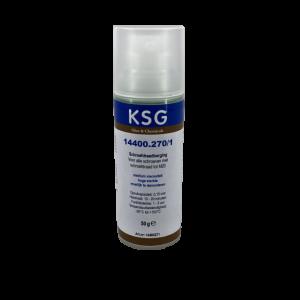 KSG schroefdraadborging hoge sterkte pompfles 50ml