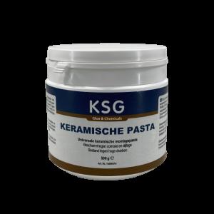 KSG keramische pasta 500gr