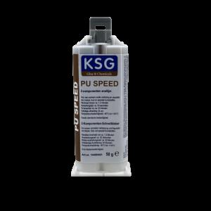 KSG PU lijm 2-comp 50ml