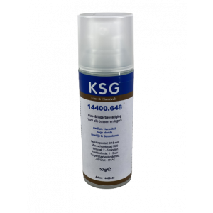 KSG bus / lagerbevestiging pompfles 50ml
