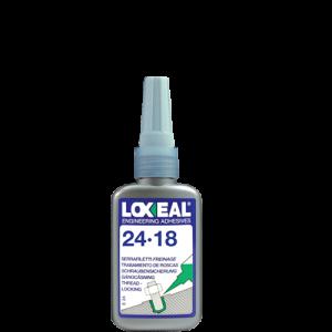 Loxeal 24.18 50ml Schroefdr.borging lage sterkte 222