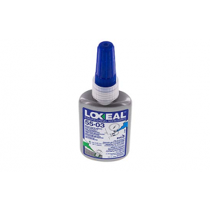 Loxeal 55.03 50ml Schroefdr.borging medium sterkte 243 )2701